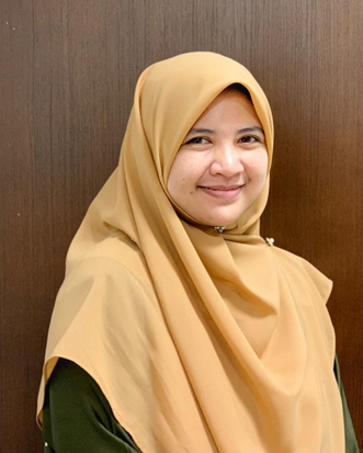 Lina Mursyidah Hamzah